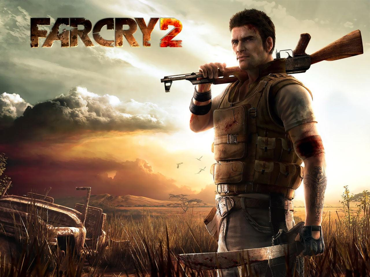 Русификатор Far Cry 2: Fortune's Edition