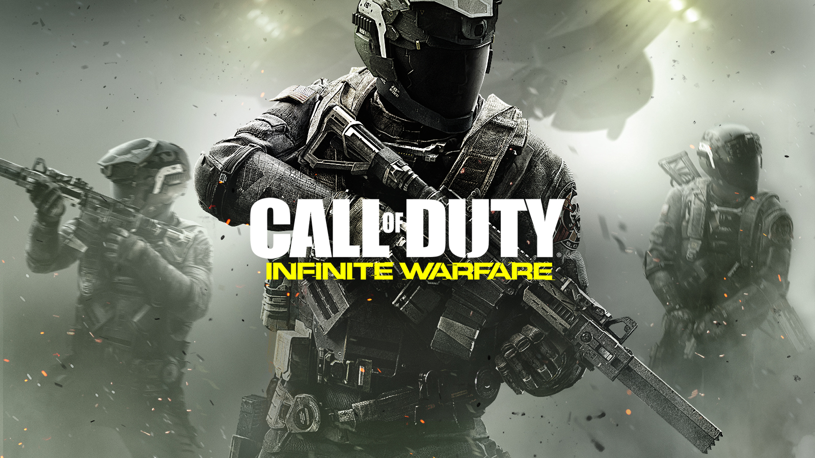 Crack Call of Duty: Infinite Warfare
